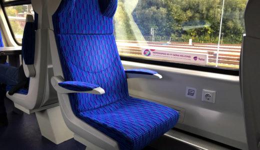 リトアニア カウナスからヴィリニュスへ電車で行く
