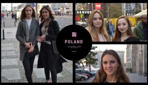 ポーランド美女の写真を撮ってみた!