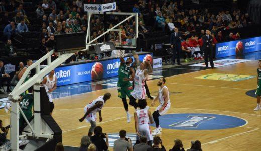 リトアニア カウナスでバスケ観戦してみた