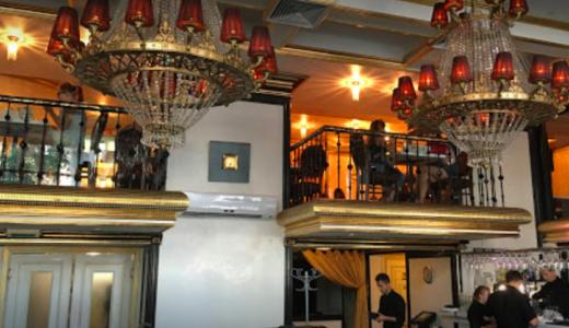 ウクライナのチェーンレストラン「MAFIA」に行ってみた!