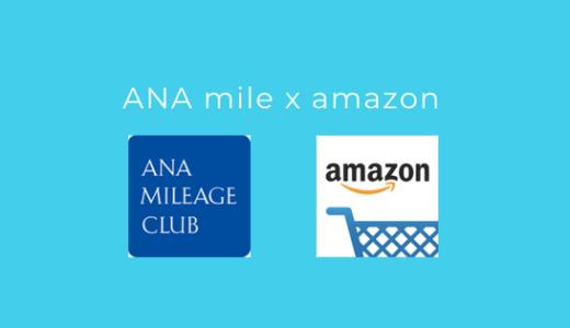 AmazonアマゾンでANAマイルを貯める方法を紹介!ポイントサイトを経由しろ!